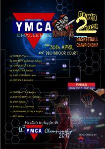 YMCA Fixtures