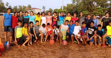 GOA SUB-JUNIOR TEAMS
