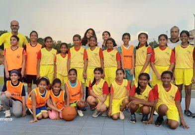 Under 12 Exhibition Match at Fatorda