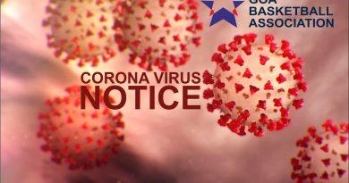 CORONA VIRUS NOTICE